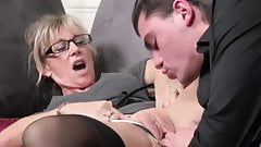 Can french mature milf