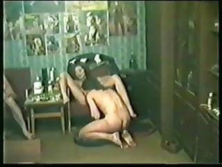 Russian swingers. Amateur VHS tape 90s. Part 3