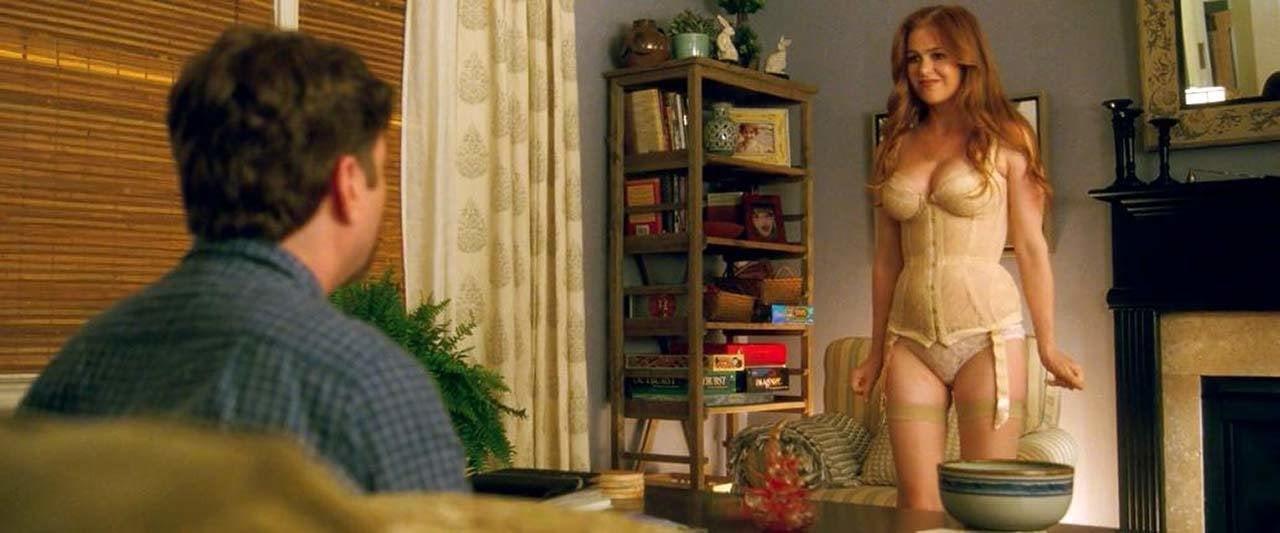 Isla Fisher Sexy Scene On Scandalplanet Com Free Porn