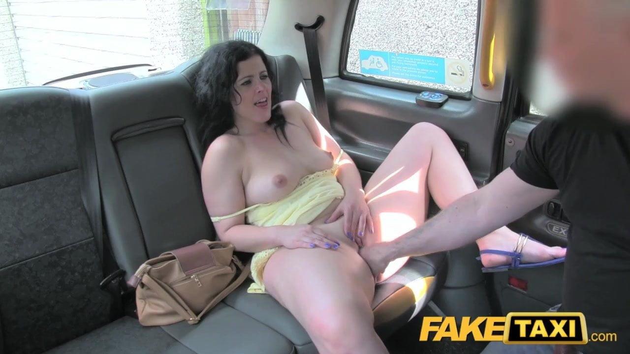 Faketaxi видео с