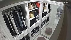 Wife in wardrobe  1