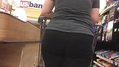 Thick PAWG Blonde Big Ass