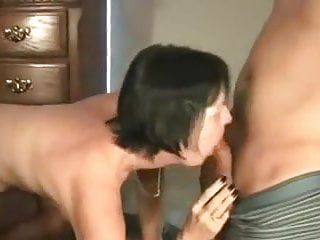 Belle gets BBCs & Hubby gets Sloppy 2nds