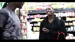 Teen Picked up in Super Market