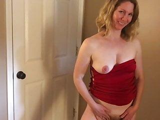 Milf In Red Dress Fucked Pov