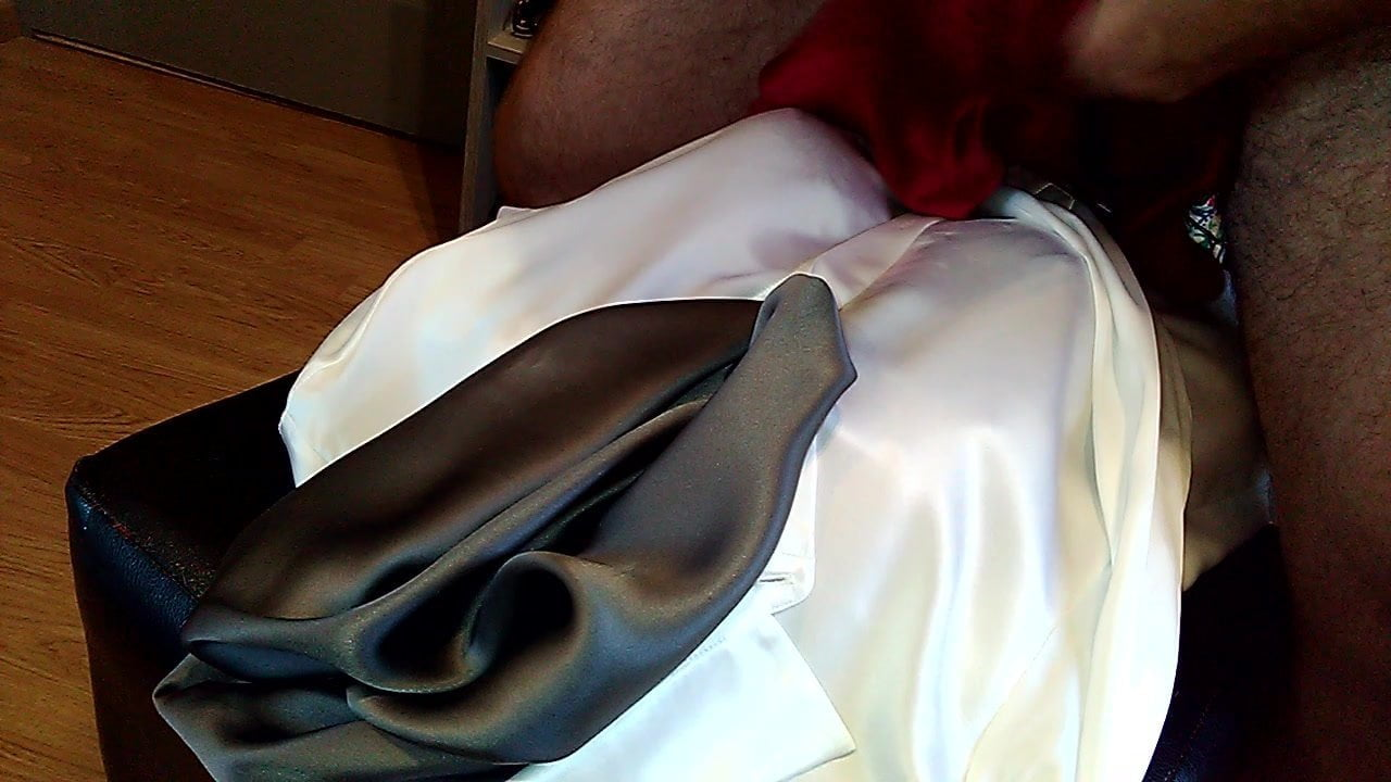 thanks Corinne for these mushy silk blouses and scarves -2