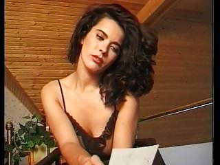 Solo scene with La Femme du Pecheur (1995) Angelica Bella