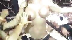 Hot Slut Groped