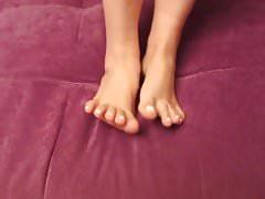 very hot russian teen feet 1