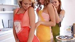Eve, Ksenija, Patritcy - sweet candies