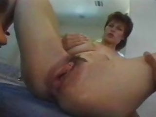 Preview 2 of Milf with big tits and ass gets fucked by big dicks