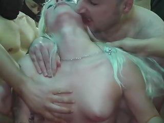 Laz Ali Amateur Wife First Time Creampie Gangbang Crying