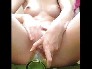 Drinking Her Own Squirt