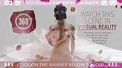 VRBangers Sexy Tourist Latina Valentina Nappi Is Taking