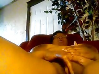 Single Mother Rubbing Pussy