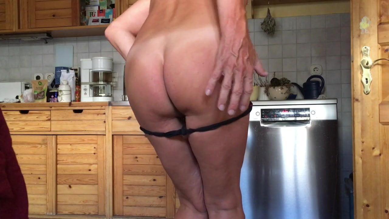 Kitchen porn voyeur, anetta keys video young tryout