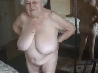 huge with tits nude Grandma