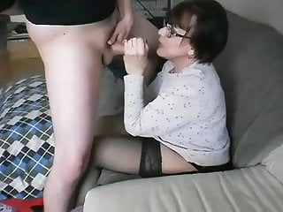 Mature BJ came quick