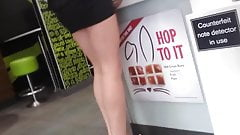 Bare Candid Legs - BCL#100