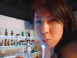 sexy hairy japan gogo girl striptease disco dance