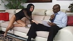 Interracial sex negotiations