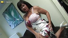 Hot Amateur MILF horny like Nymphomaniac