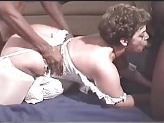 Milf was born for the black cock 2