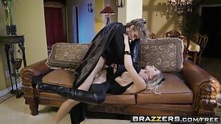 Brazzers - Brazzers Exxtra - Trick And Treat scene starring