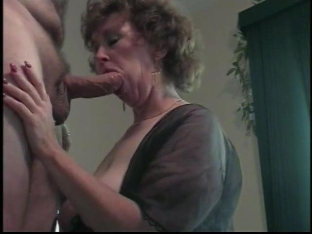Mature Cougar Blowjob Pov