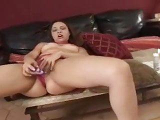 Cute Slut Tia Sweets Rubs Pussy Til Wet