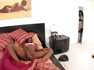 Ebony Mature mother and not her Teen daughter Lesbians