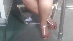 piernas ricas en metro