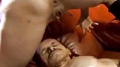 cripped midget fucked by  young slut