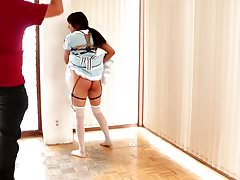 Homemade spank