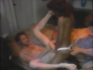 Retro Porn Jerry Davis Strap-on Anal Threesome