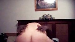 thick white chick rides the cock good