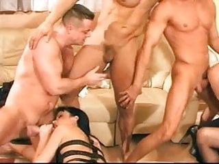 Wild Bi Orgy