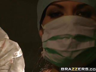 Preview 1 of Brazzers - Doctor Adventures -  Sexy Doctor Takes Advantage