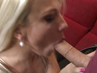 Hot milf and her younger lover 86