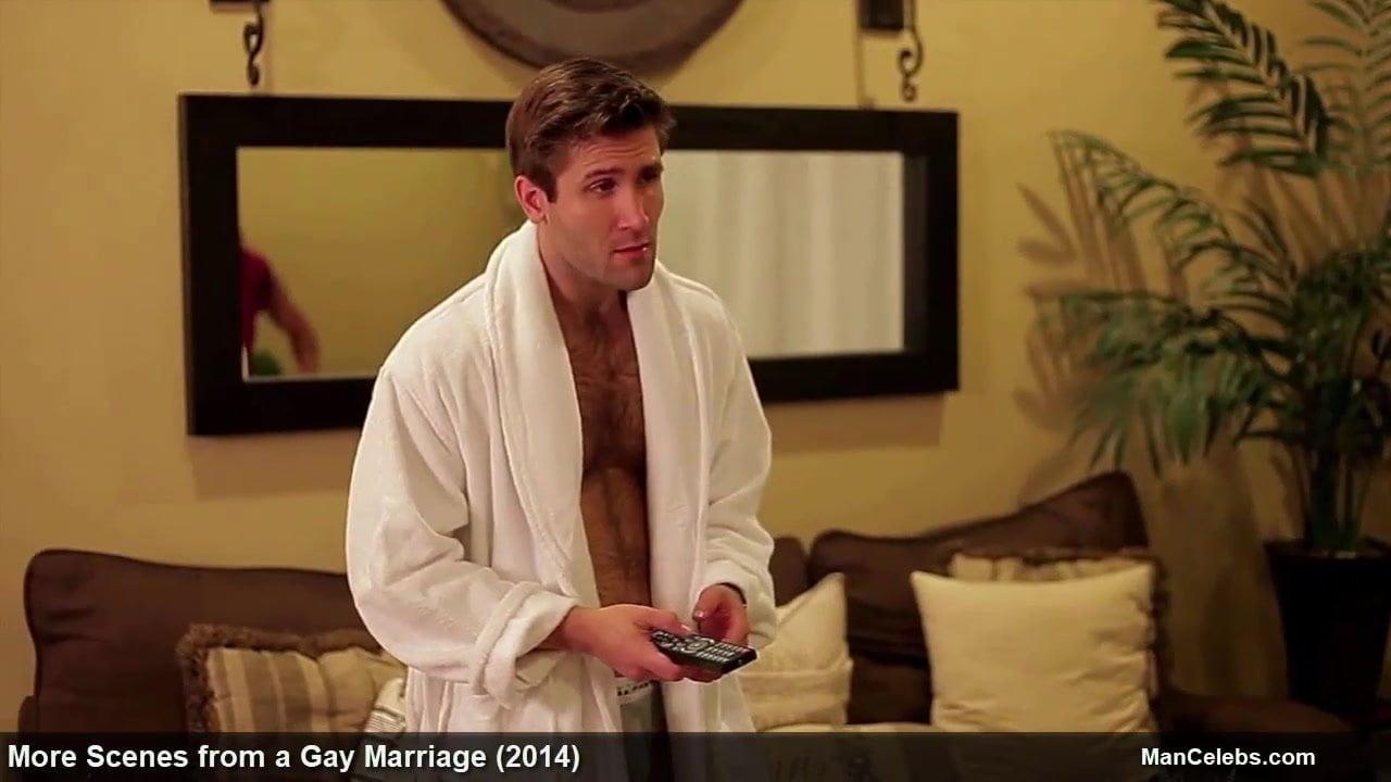 actor Jared Allman bare and horny film scenes