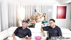 Gigi Flamez gets drilled by uncle
