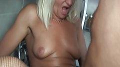 +60 grandmas pussy is very wet!