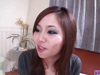 Nan Oshikiri Sensational Cock Ridin More At Avs Com