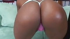 Toni Sweets Is A Big Booty Freak