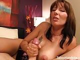 Mother's Day seduction - Zoey Holloway Taboo Handjob