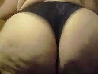 BBW ass shake and clap