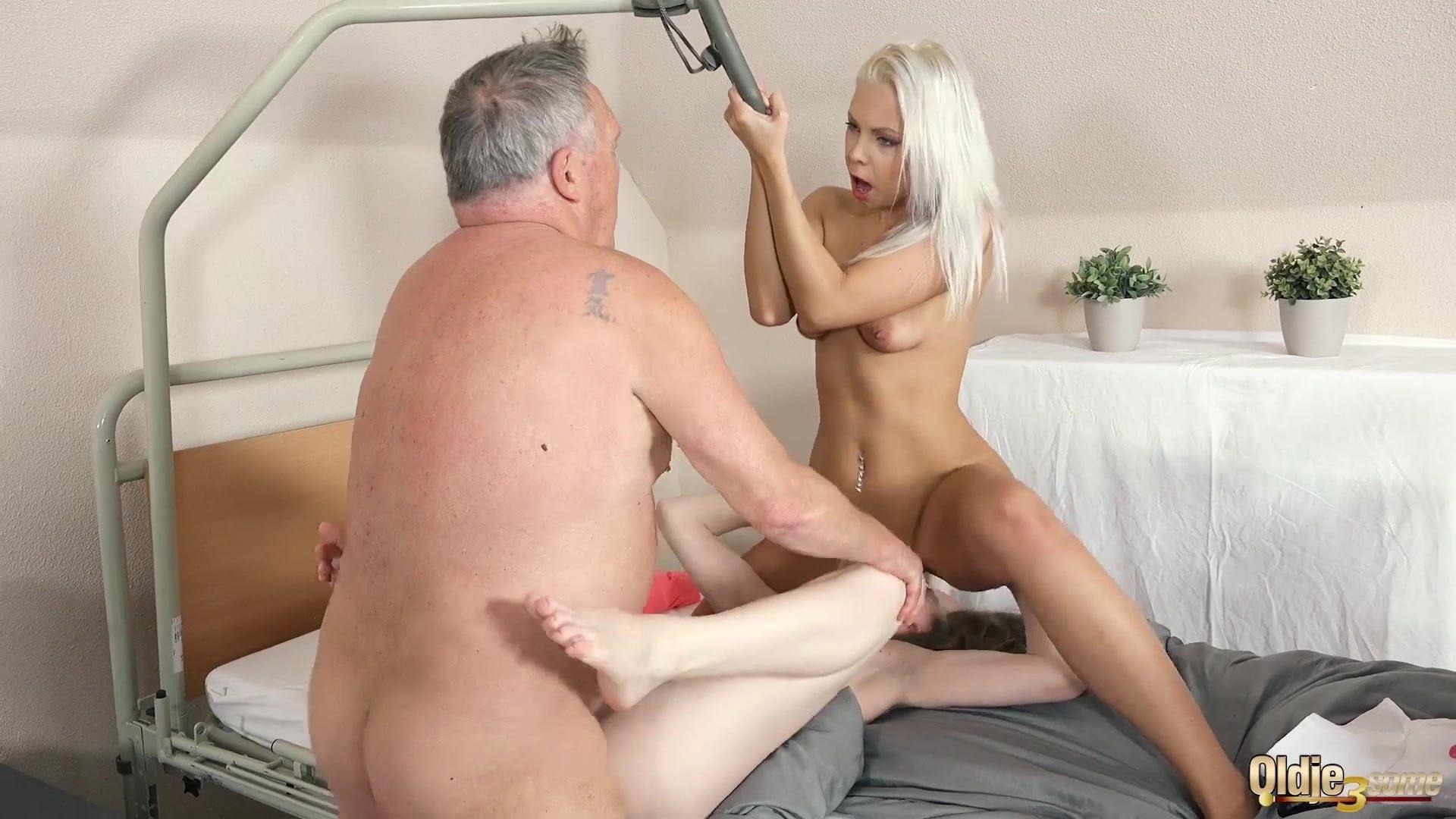 Wife catches husband fucking