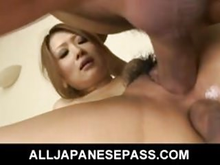 Download video bokep Japanese housewife gets fucked in her kitchen Mp4 terbaru