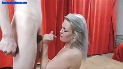 Slutty MILF Gets Used By a Horny Guy