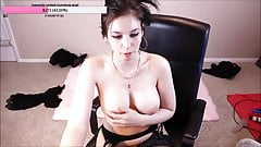 camgirl dawnwillow in amazing lingerie